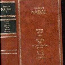 Libros de segunda mano: PREMIOS NADAL . Lote 52279522