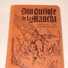Libros de segunda mano: MIGUEL DE CERVANTES SAAVEDRA. EL INGENIOSO HIDALGO DON QUIJOTE DE LA MANCHA. RM71975. . Lote 52556626