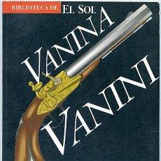 Libros de segunda mano - Stendhal: Vanina Vanini. Traducción: Fundación Consuelo Berges - 52940239