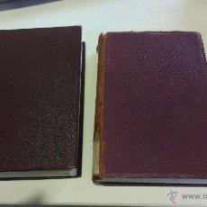 Libros de segunda mano: ALEJANDRO CASONA / OBRAS COMPLETAS 2 TOMOS / AGUILAR 1961 - 1965. Lote 53239211