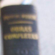 Libros de segunda mano: OBRAS COMPLETAS TOMO 2 FRANCOIS MAURIAC EDIT PLAZA& JANÉS AÑO 1962. Lote 53252205