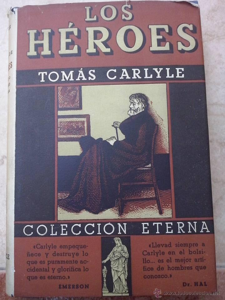 thomas carlyle los h roes