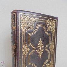 Libros de segunda mano: CUENTOS DE BOZ. CARLOS DICKENS. MONTANER Y SIMON 1943. PLENA PIEL CON DORADOS. VER FOTOGRAFIAS.. Lote 53319343