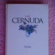 Libros de segunda mano: OCNOS CLASICOS DEL SIGLO XX 16 EL PAIS 2003 (2) LUIS CERNUDA. Lote 53485580