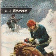 Libros de segunda mano: EL NÁUFRAGO DEL CYNTHIA JULIO VERNE EDITORIAL MOLINO 1961 . Lote 53488375