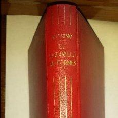Libros de segunda mano: EL LAZARILLO DE TORMES 1ª EDICION 1967. Lote 52769865