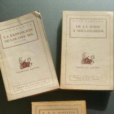 Libros de segunda mano - Colección austral Espasa Calpe 1944 - 53887273