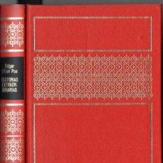 Libros de segunda mano: EDGAR ALLAN POE : HISTORIAS EXTRAORDINARIAS (INMORTALES BRUGUERA, 1974). Lote 54025885