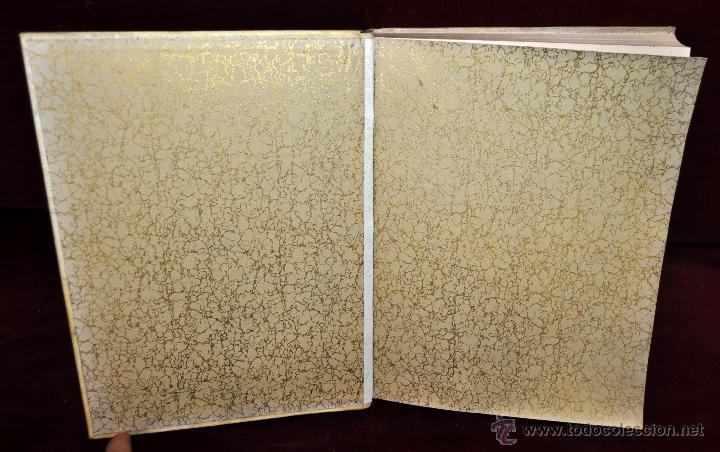 Libros de segunda mano: L'ENGINYOS CAVALLER DON QUIXOT DE LA MANXA. CERVANTES. EDIT. OCTAVI VIADER. 2 TOMOS. QUIJOTE MANCHA - Foto 4 - 54123283