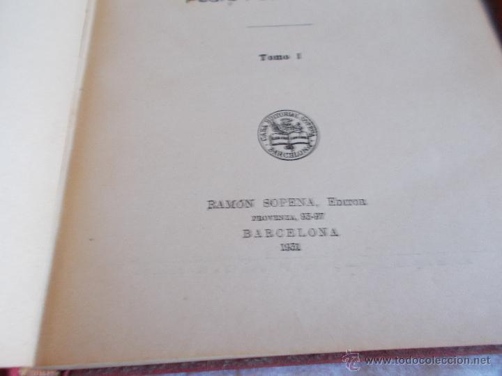 Libros de segunda mano: BIBLIOTECA DE GRANDES NOVELAS la Guerra y la Paz - Foto 4 - 54156146