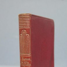 Libros de segunda mano: 1944.- LA NIÑA DE LUZMELA. RONDA DE GALANES. CONCHA ESPINA. AGUILAR. CRISOL. N 42. Lote 54185707