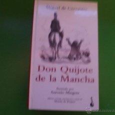 Libros de segunda mano: DON QUIJOTE DE LA MANCHA ILUSTRADO POR ANTONIO MINGOTE PLANETA PRIMERA EDICION. Lote 54617226