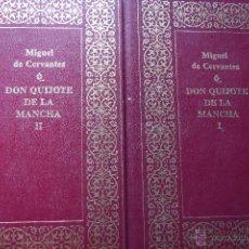 Libros de segunda mano: DON QUIJOTE DE LA MANCHA, MIGUEL DE CERVANTES, PLANETA, 1990. Lote 54647173