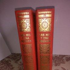 Libros de segunda mano: LAS MIL Y UNA NOCHES. Lote 54649735