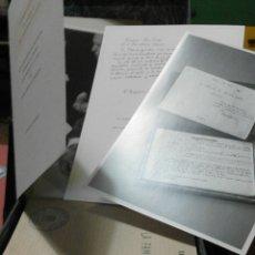 Libros de segunda mano: FACSIMIL LA FAMILIA DE PASCUAL DUARTE - CAMILO JOSÉ CELA. Lote 54655458