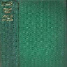 Libros de segunda mano: MAYNE REID. NOVELAS ESCOGIDAS. AGUILAR LINCE INQUIETO. 1959.. Lote 54693908