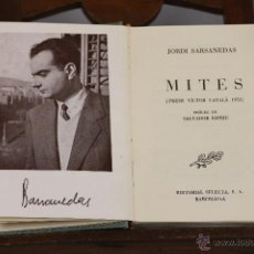 Libros de segunda mano: LP-084 - BIBLIOTECA SELECTA. VV. AA. EDIT. SELECTA.15 VOLUMENES. 1946/1948.. Lote 49519513