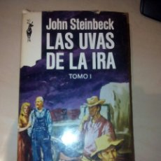 Libros de segunda mano: LAS UVAS DE LA IRA. . Lote 110834988