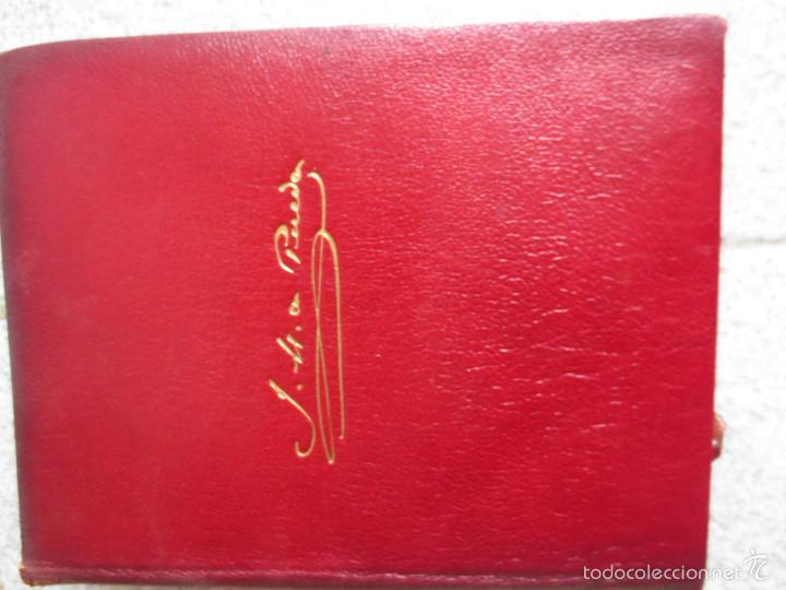 Libros de segunda mano: OBRAS COMPLETOS TOMO 2 JOSÉ MARIA DE PEREDA EDIT AGUILAR AÑO 1948 - Foto 2 - 55115837