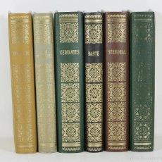 Libros de segunda mano: 7296 - BIBLIOTECA DE LOS GRANDES CLÁSICOS. 6 EJEM. VV. AA(VER DESCRIP). 1967-69.. Lote 55165841