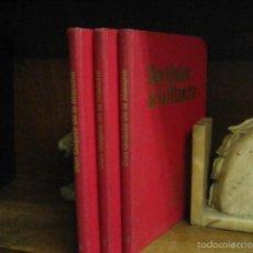 Libros de segunda mano: DON QUIJOTE DE LA MANCHA BRUGUERA COMICS TOMOS I , II Y III COMICS. Lote 115557139