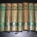 Libros de segunda mano: OBRAS COMPLETAS / BENAVENTE / 11 TOMOS / COMPLETA / AGUILAR. Lote 55397585