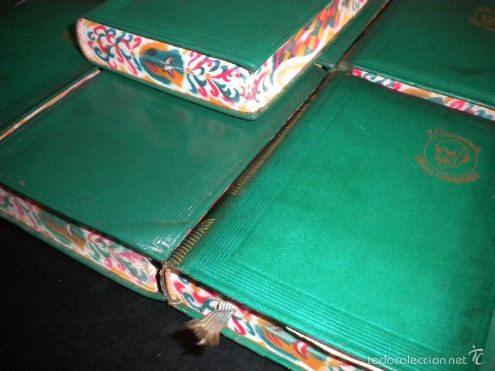 Libros de segunda mano: obras completas / benavente / 11 tomos / completa / aguilar - Foto 3 - 55397585