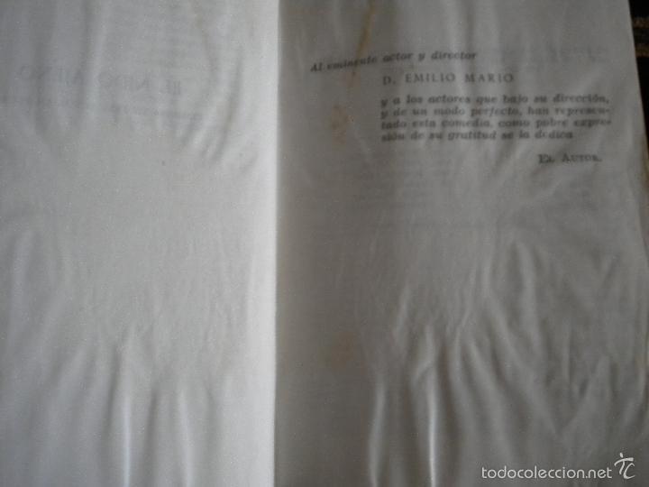 Libros de segunda mano: obras completas / benavente / 11 tomos / completa / aguilar - Foto 7 - 55397585