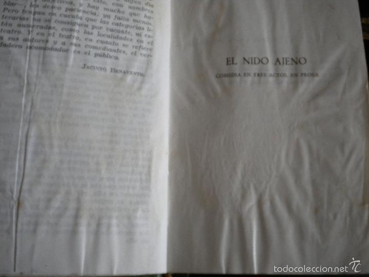 Libros de segunda mano: obras completas / benavente / 11 tomos / completa / aguilar - Foto 8 - 55397585