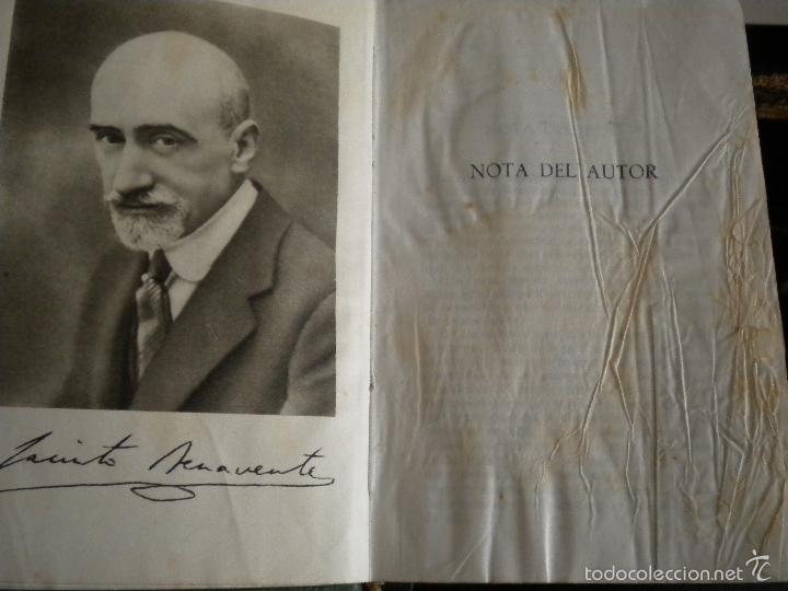 Libros de segunda mano: obras completas / benavente / 11 tomos / completa / aguilar - Foto 9 - 55397585