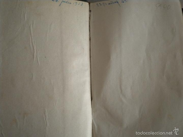 Libros de segunda mano: obras completas / benavente / 11 tomos / completa / aguilar - Foto 10 - 55397585