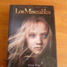 Libros de segunda mano: LOS MISERABLES. VICTOR HUGO. EDIMAT. 2012 764PP. Lote 55786815