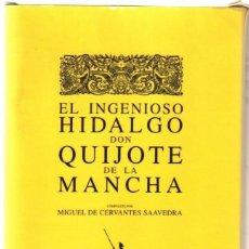 Libros de segunda mano: EL QUIJOTE - EDICION ESPECIAL IV CENTENARIO - 12 CUADERNILLOS. Lote 56022351