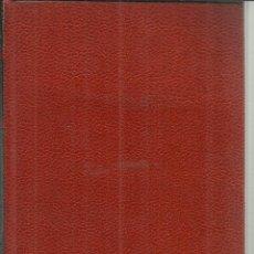 Libros de segunda mano: RIMAS Y LEYENDAS. BECQUER. J. PÉREZ DEL HOYO EDITOR. MADRID. 1969. Lote 56056725