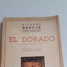 Libros de segunda mano: RICARDO BAROJA EL DORADO.. Lote 56230959