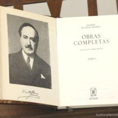 Libros de segunda mano: 7470 - OBRAS COMPLETAS. 4 VOLUM(VER DESCRIP). VV. AA. EDI AGUILAR. 1966-1969.. Lote 56561966
