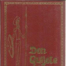 Libros de segunda mano: DON QUIJOTE DE LA MANCHA. MIGUEL DE CERVANTES. EDITORIAL ANTALBE. BARCELONA. 1978. Lote 56937455