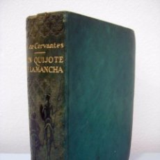 Libros de segunda mano: MIGUEL DE CERVANTES - DON QUIJOTE DE LA MANCHA. EDICIÓN IV CENTENARIO. EDICIONES CASTILLA.. Lote 56964952