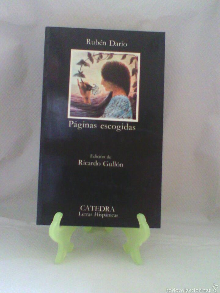 Libros de segunda mano: Lote 9 Libros CLÁSICOS LITERATURA HISPANOAMERICANA (Ediciones Cátedra) - Foto 10 - 56996991