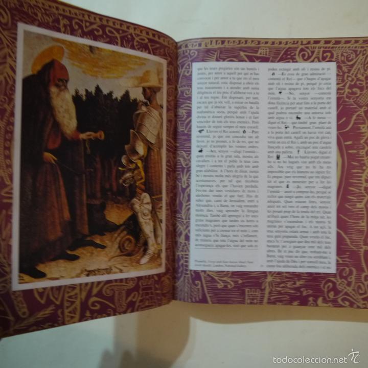 Libros de segunda mano: TIRANT LO BLANC - JOANOT MARTORELL I MARTI JOAN DE GALBA - ILUSTRACIONS XAVIER MARISCAL - 1991 - Foto 2 - 108448698