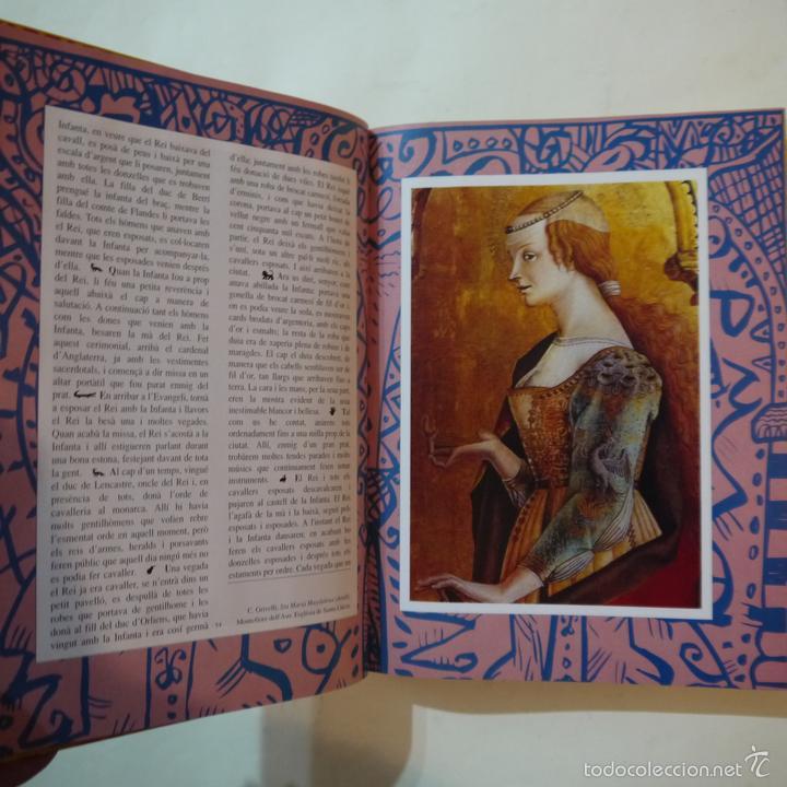 Libros de segunda mano: TIRANT LO BLANC - JOANOT MARTORELL I MARTI JOAN DE GALBA - ILUSTRACIONS XAVIER MARISCAL - 1991 - Foto 3 - 108448698