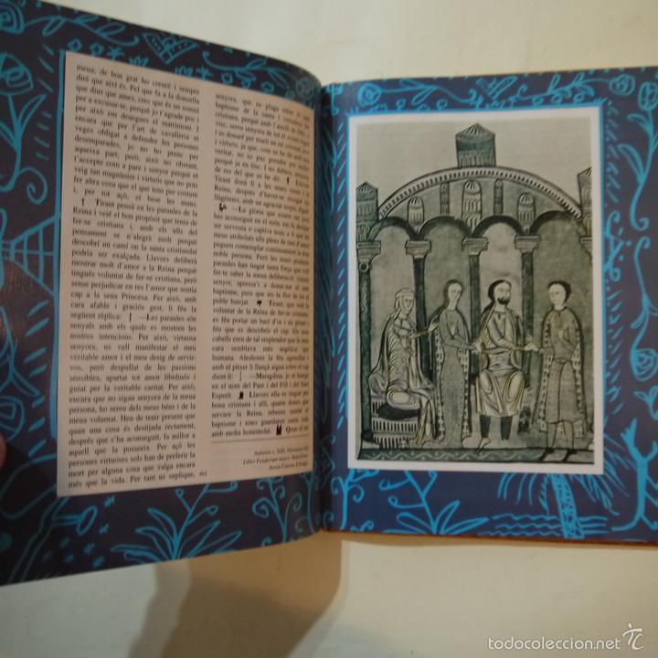 Libros de segunda mano: TIRANT LO BLANC - JOANOT MARTORELL I MARTI JOAN DE GALBA - ILUSTRACIONS XAVIER MARISCAL - 1991 - Foto 8 - 108448698