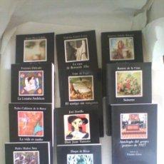 Libros de segunda mano: LOTE 11 LIBROS CLÁSICOS LITERATURA ESPAÑOLA. Lote 56997263