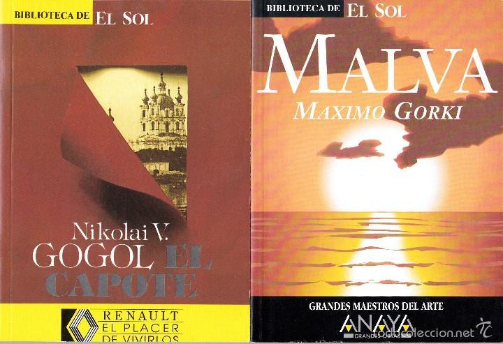 El capote nikolai gogol