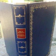Libros de segunda mano: POE, EDGAR ALLAN - NARRACIONES EXTRAORDINARIAS (CLUB INTERNACIONAL LIBRO, 1991) GUAFLEX 224 PGS. Lote 57283026