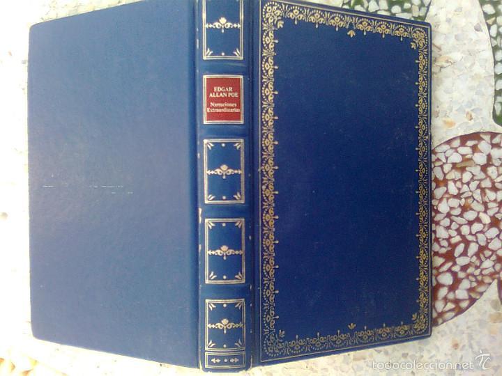 Libros de segunda mano: Poe, Edgar allan - Narraciones extraordinarias (Club Internacional Libro, 1991) guaflex 224 pgs - Foto 2 - 57283026