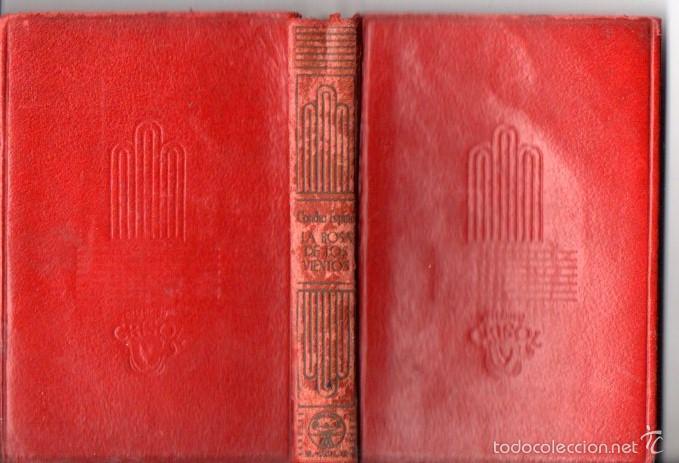 Libros de segunda mano: AGUILAR CRISOL Nº 33 : CONCHA ESPINA - LA ROSA DE LOS VIENTOS (1947) - Foto 2 - 57363650