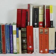 Libros de segunda mano: 7631. COLECCION DE 36 EDICIONES DEL QUIJOTE. MIGUEL DE CERVANTES. AÑO 2005. . Lote 57435278
