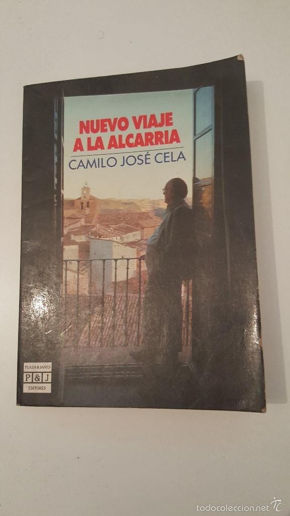 NUEVO VIAJE A LA ALCARRIA - (ED.ESPECIAL ABRIL 1987) (Libros de Segunda Mano (posteriores a 1936) - Literatura - Narrativa - Clásicos)