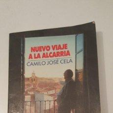 Libros de segunda mano: NUEVO VIAJE A LA ALCARRIA - (ED.ESPECIAL ABRIL 1987). Lote 57542138